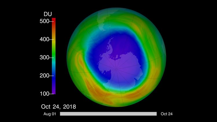 What would have happened if we never fixed the ozone hole?